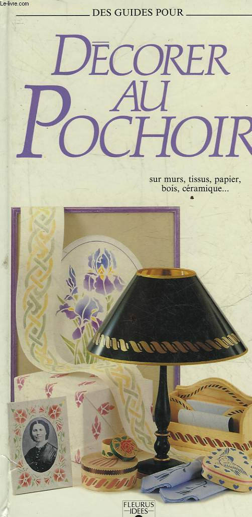 DECORER AU POCHOIR