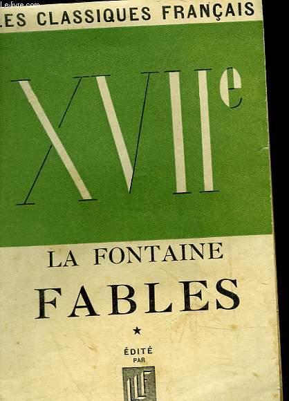 FABLES (LIVRES 1 - 6)