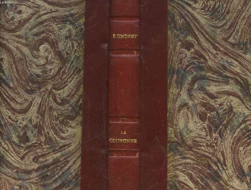 CHRISTINE LAVRANSDATTER - 1 - LA COURONNE