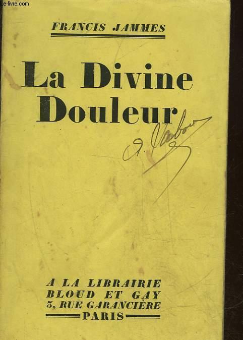 LA DIVINE DOULEUR