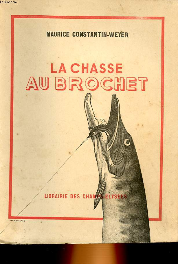 LA CHASSE AU BROCHET