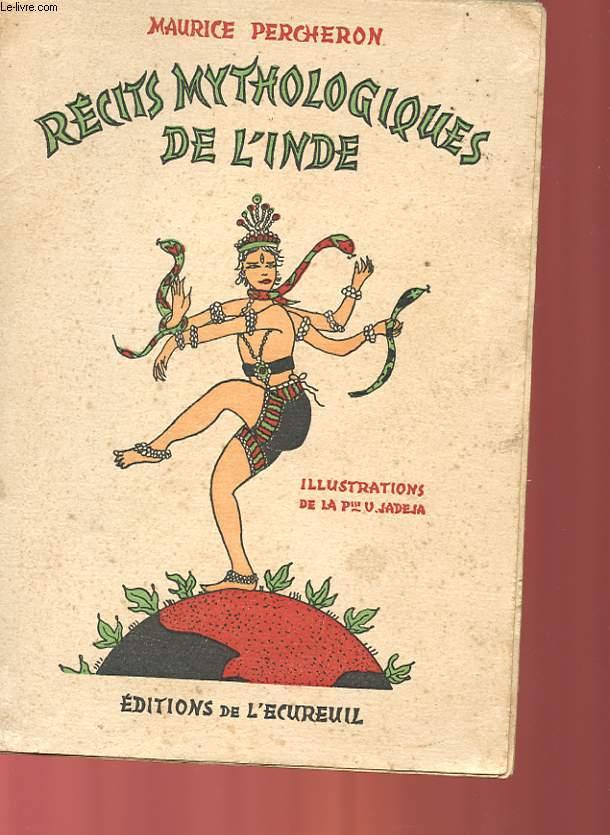 RECITS MYTHOLOGIQUES DE L'INDE
