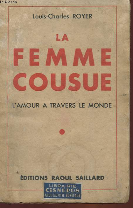 LA FEMME COUSUE