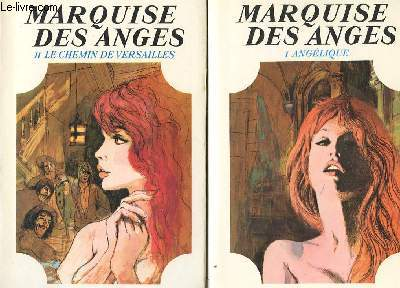 MARQUISE DES ANGES - 2 TOMES