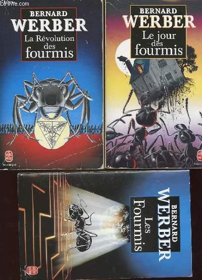 LES FOURMIS, LE JOUR DES FOURMIS, MLA REVOLUTION DES FOURMIS