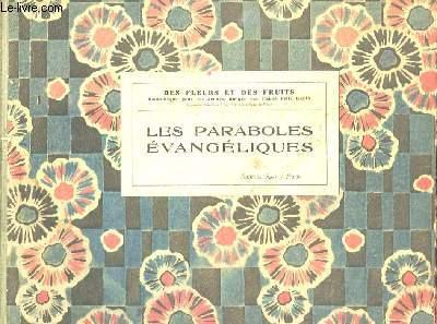 LES PARABOLES EVANGELIQUES