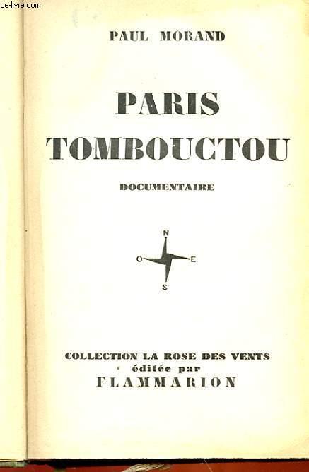 PARIS TOMBOUCTOU