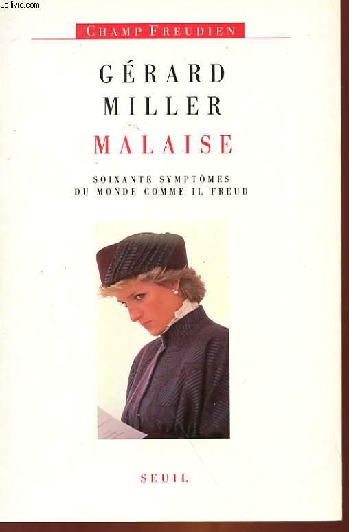 MALAISE - 60 SYMPTOMES DU MONDE COMME IL FREUD