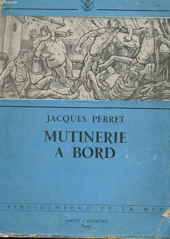 MUTINERIE A BORD