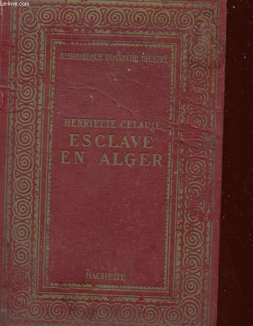 ESCLAVE EN ALGER