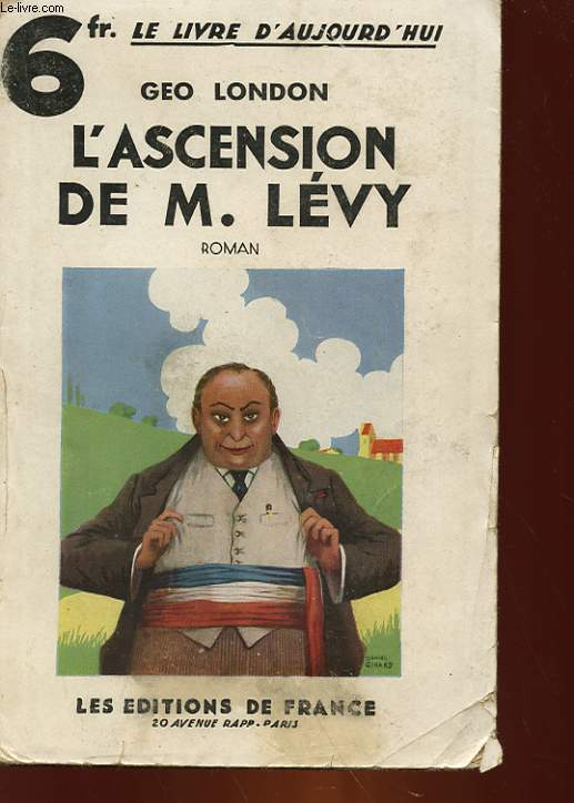 L'ASCENSION DE M. LEVY