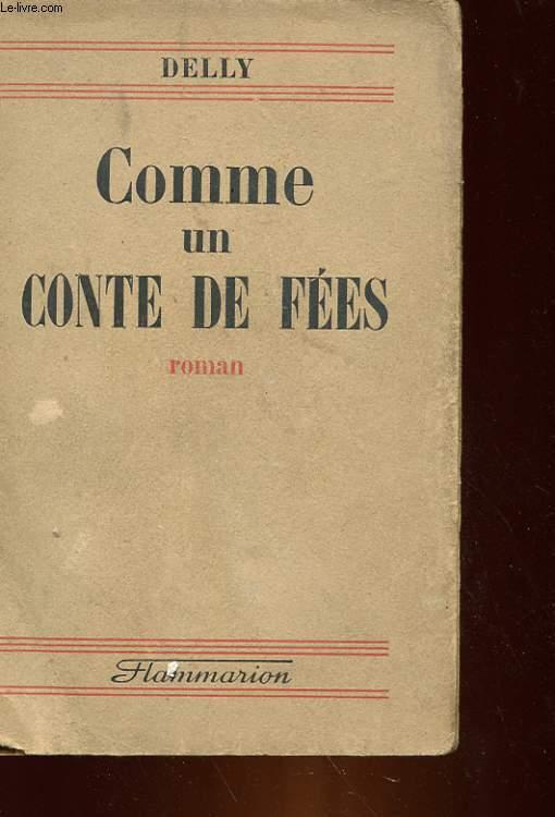 COMME UN CONE DE FEES