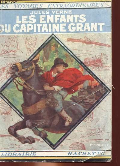 LES ENFANTS DU CAPITAINE GRANDT - 3 TOMES