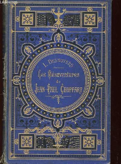 LES MESAVENTURES DE JEAN-PAUL CHIPPART
