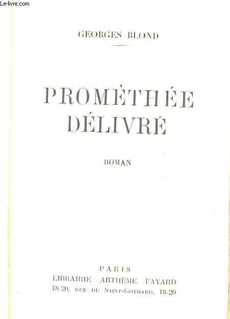 PRIMETHEE DELIVRE