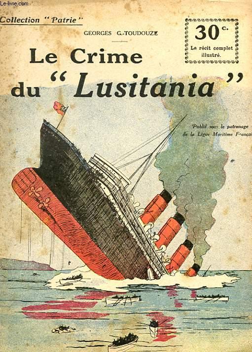 COLLETION PATRIE N° 69 - LE CRIME DE