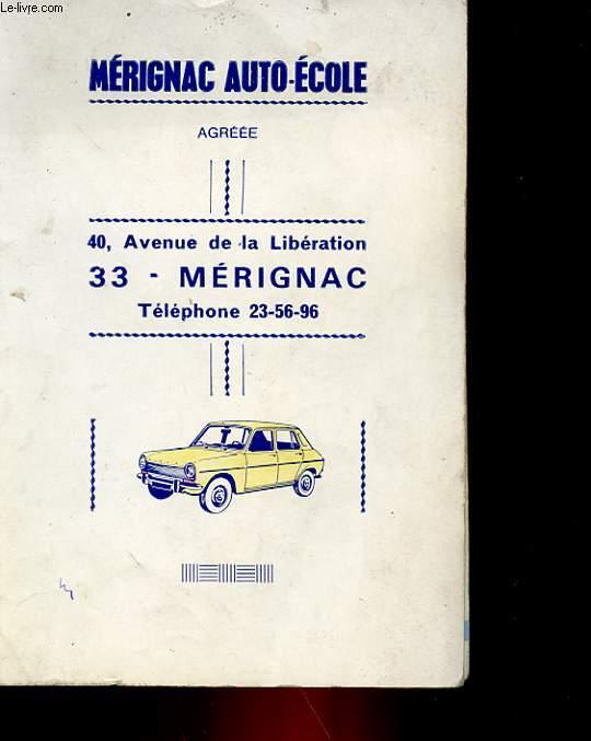 livres anciens automobile en stock dans nos locaux envoi sous 24h le livre page100. Black Bedroom Furniture Sets. Home Design Ideas