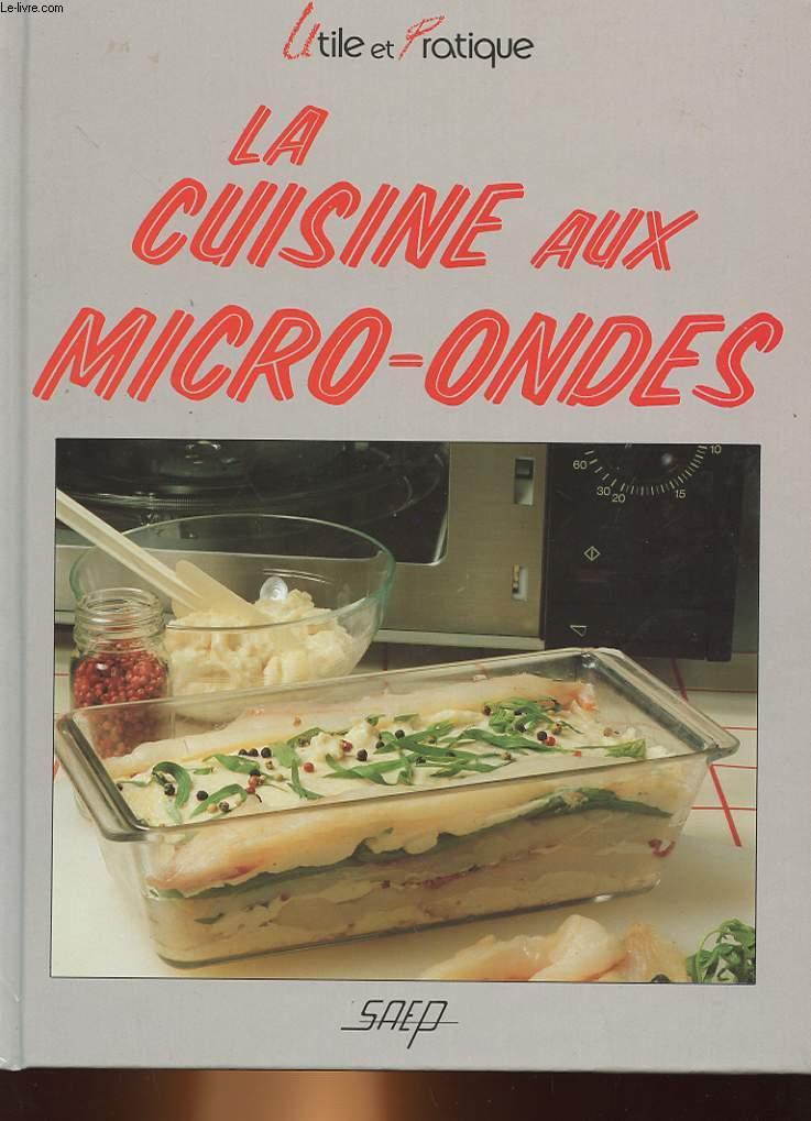 LA CUISINE AUX MICRO-ONDES