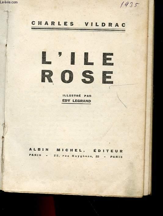 L'ILE ROSE