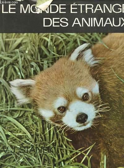 LE MONDE ETRANGE DES ANIMAUX