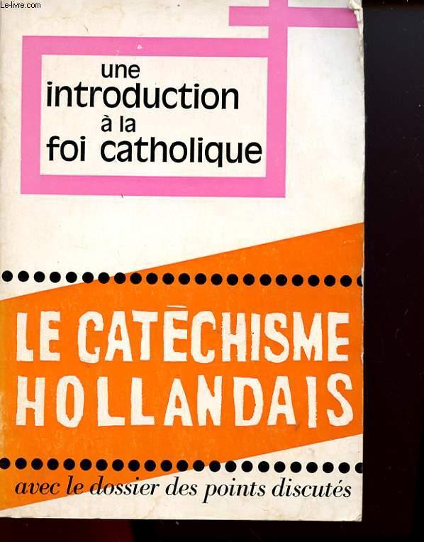 UNE INTRODUCTION A LA FOI CATHOLIQUE