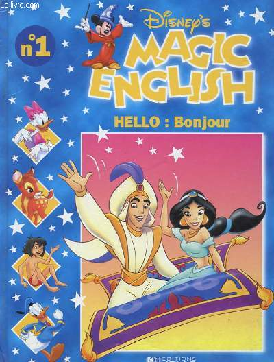 MAGIC ENGLISH TOME 1