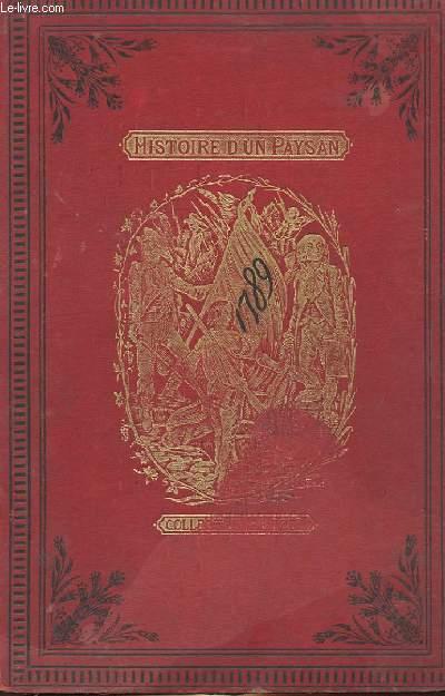 HISTOIRE D'UN PAYSAN