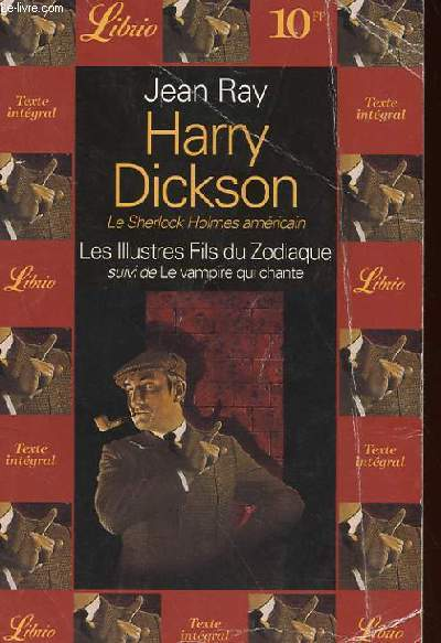 HARRY DICKSON - LE SCHERLOCK HOLMES AMERICAIN