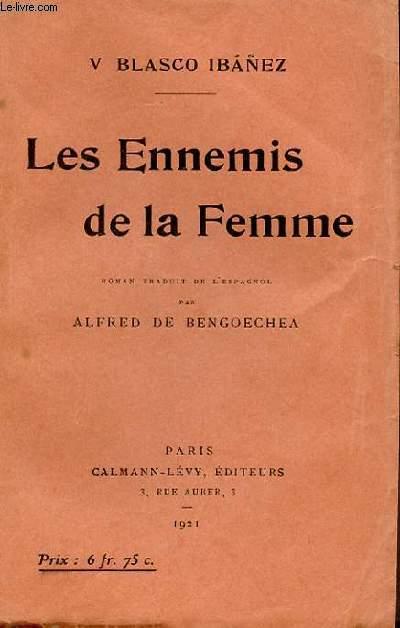 LES ENNEMIS DE LA FEMME