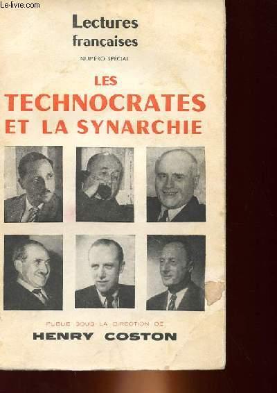 NUMERO SPECIAL - LES TECHNOCRATES ET LA SYNARCHIE