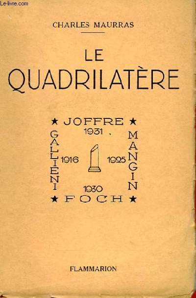 LE QUADRILATERE