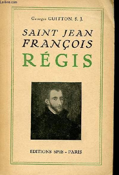 SAINT JEAN FRANCOIS REGIS