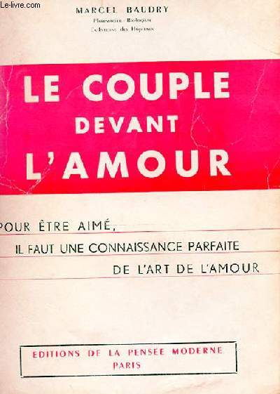 LE COUPLE DEVANT L'AMOUR