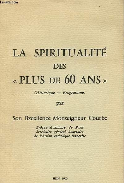 LA SPIRITUALITE DES