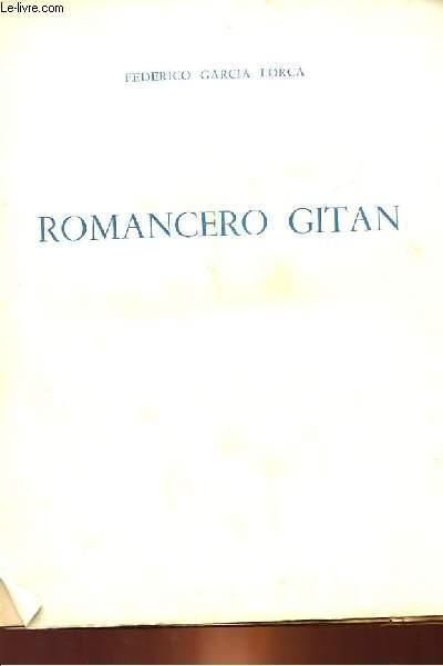 ROMANCERO GITAN