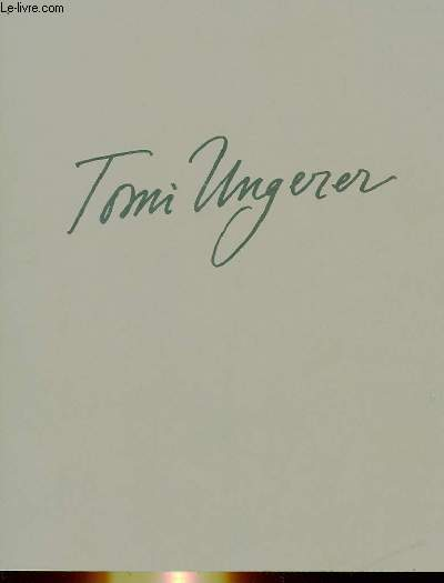 TOMI UNGERER - AUSTELLING/EXPOSITION/EXHIBITION