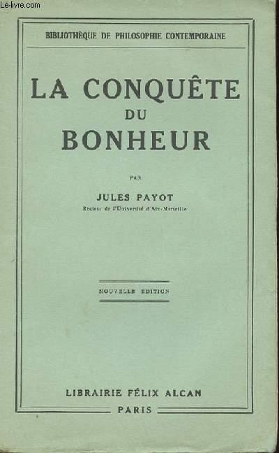LA CONQUETE DU BONHEUR