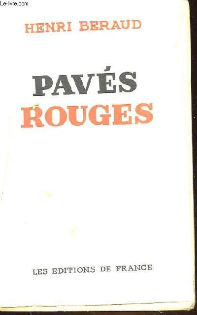PAVES ROUGES