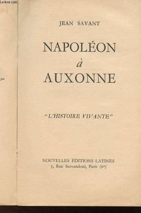 NAPOLOEON A AUXONE