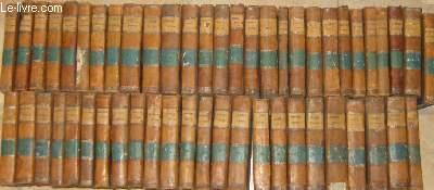 OEUVRES COMPLETES DE BOSSUET (52 VOLUMES)
