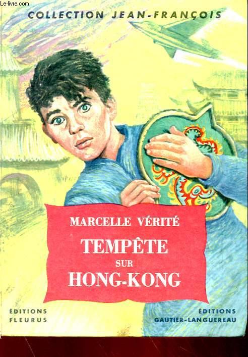 TEMPETE SUR HONG-KONG