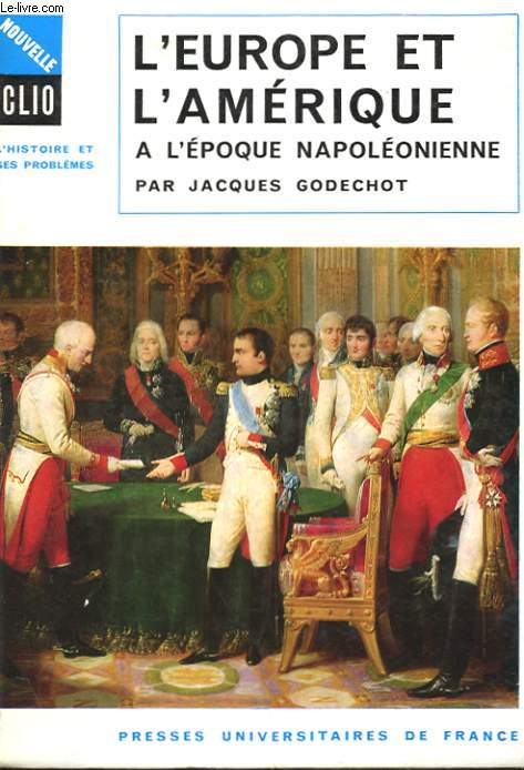 L'EUROPE ET L'AMERIQUE A L'EPOQUE NAPOLEONIENNE (1800-1815)