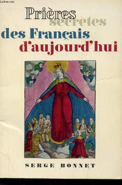 PRIERES SECRETES DES FRANCAIS D'AUJOURD'HUI - EPIPHANIE