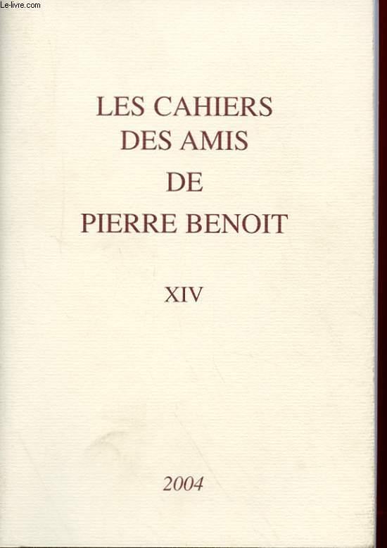 LES CAHIERS DES AMIS DE PIERRE BENOIT XIV