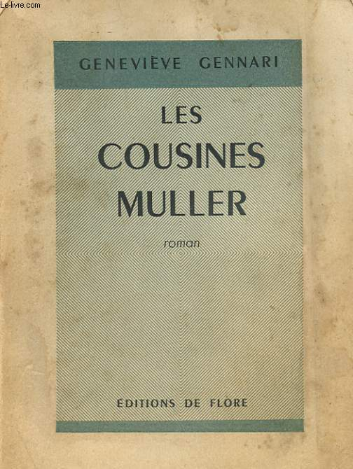 LES COUSINES MULLER - ROMAN