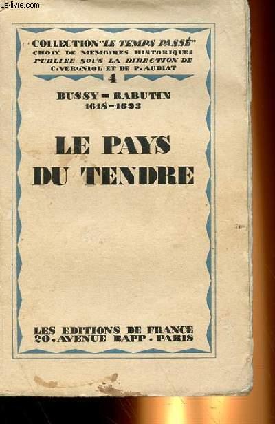 LA PAYS DU TENDRE