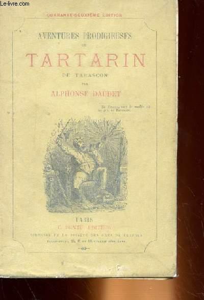 AVENTURES PRODIGIEUSES DE TARTARINS DE TARASCON