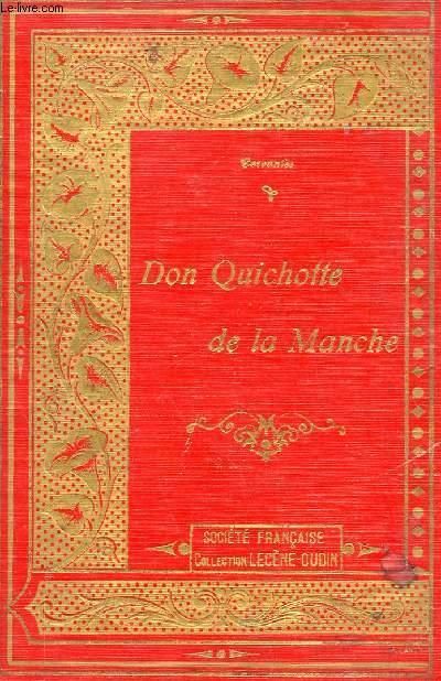 L'INGENIEUX HIDALGO DON QUICHOTTE DE LA MANCHE.
