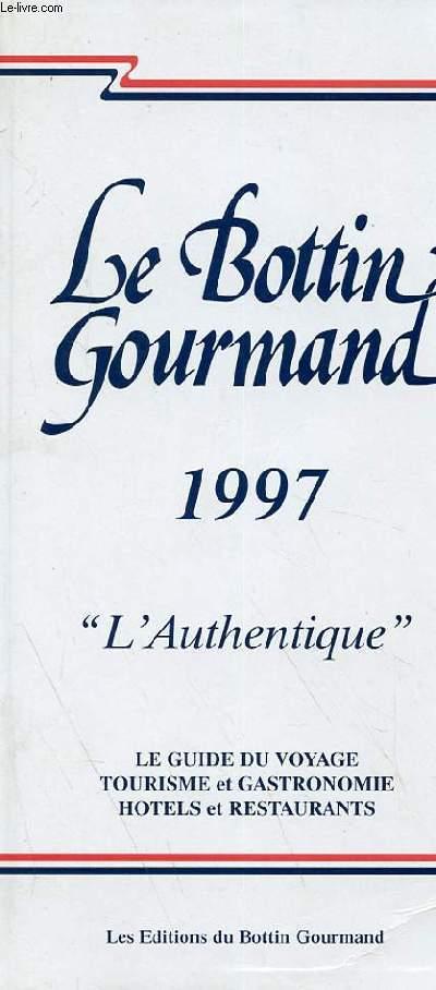 LE BOTTIN GOURMAND