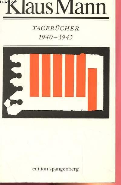TAGEBÜCHER 1940-1943